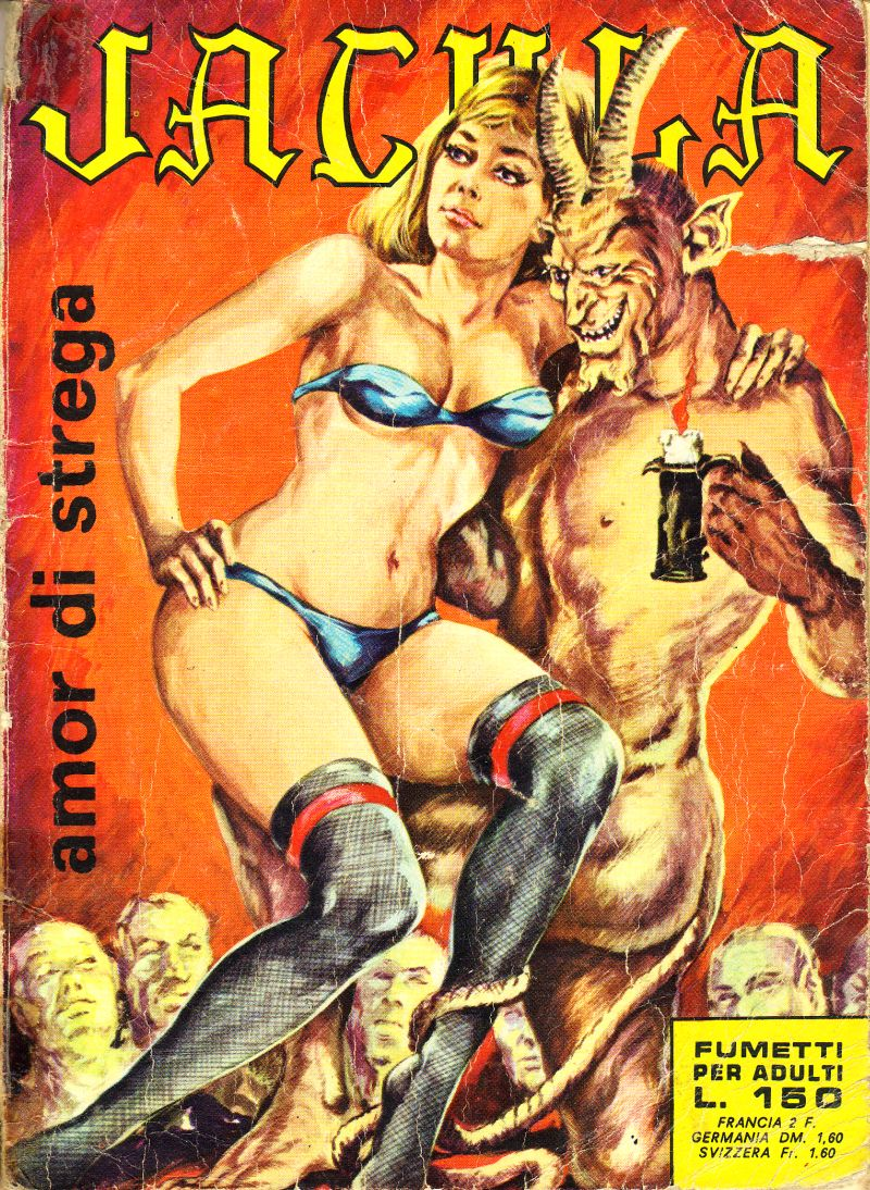 Fumetto di sesso maschile 3d